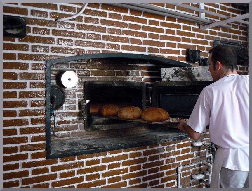 Panaderia mendiara - Fotos hornos de lena ...